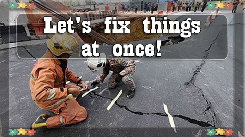 1 Let's Fix Things