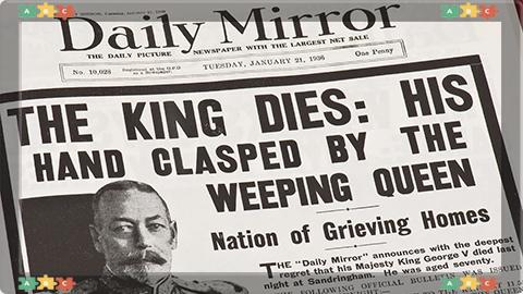 10 The King Dies