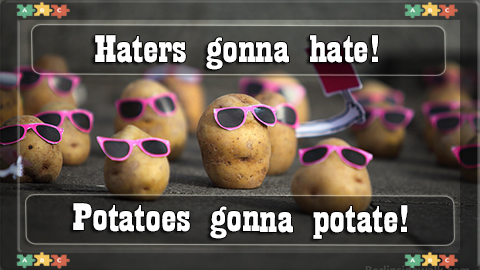6 Haters