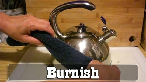 7 Burnish