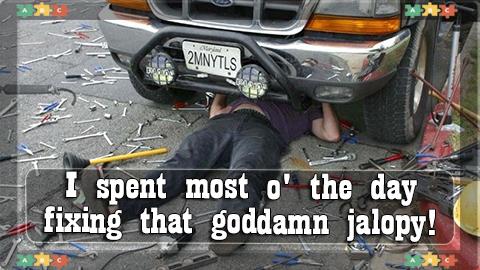 7 Jalopy