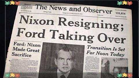8 Nixon