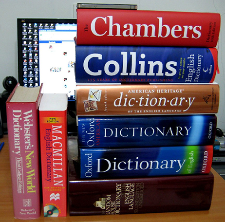 8Dictionaries