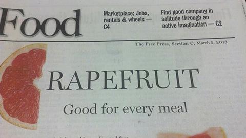 8Rapefruit