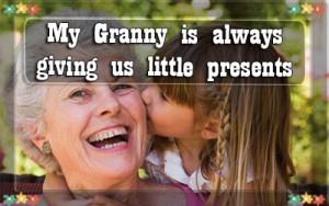 9 My granny