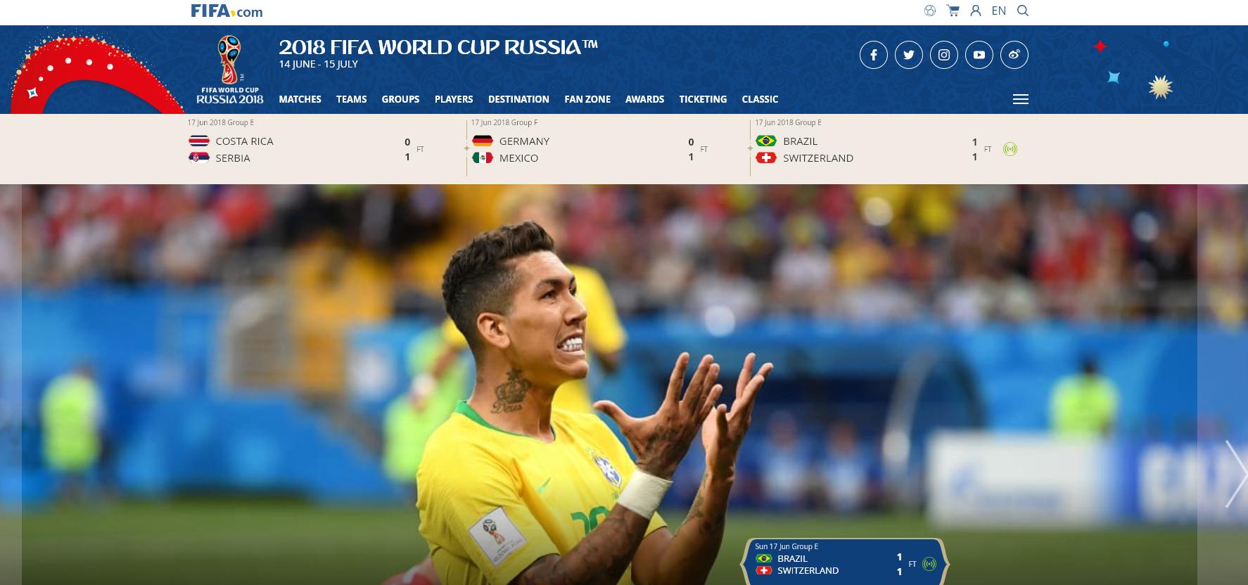 Английский сайт на русском о футболе