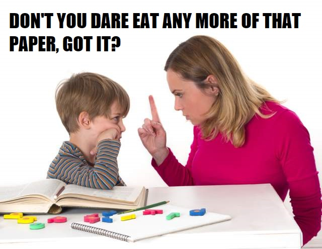 mom-scolding-son
