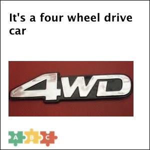 puzzle_a_4wd_car