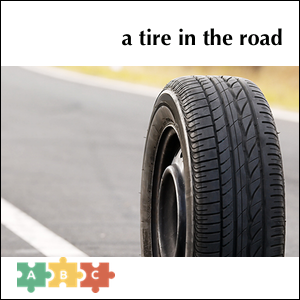 puzzle_a_tire_in_the_road