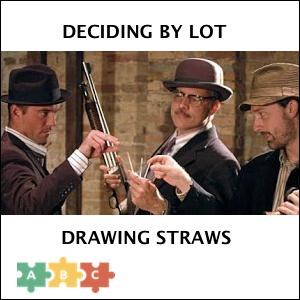 puzzle_deciding_by_lot