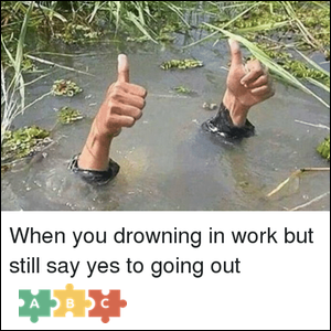 puzzle_drowning_in_work