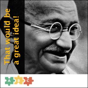 puzzle_ghandi