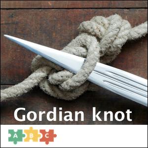 puzzle_gordian_knot