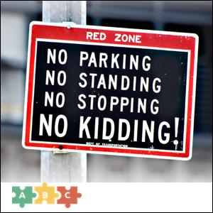 puzzle_no_parking_no_kidding