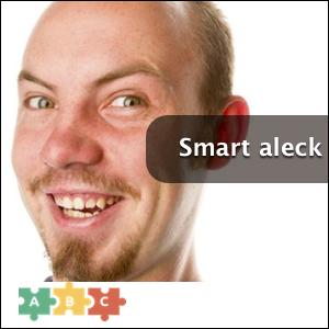 puzzle_smart_aleck