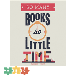 puzzle_so_many_books_so_little_time