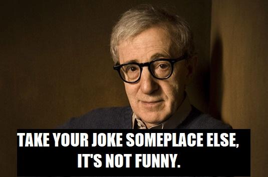 take your joke somplace else